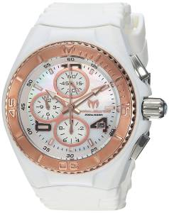 [テクノマリーン]TechnoMarine  'Cruise' Quartz Stainless Steel and Silicone Casual TM-115295