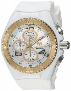 [テクノマリーン]TechnoMarine  'Cruise' Quartz Stainless Steel and Silicone Casual TM-115294
