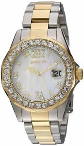 [インヴィクタ]Invicta  'Sea Base' Quartz Stainless Steel Casual Watch, Color:Two Tone 20391