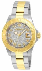 [インヴィクタ]Invicta  'Angel' Quartz Gold and Stainless Steel Casual Watch, Color:Two 22709