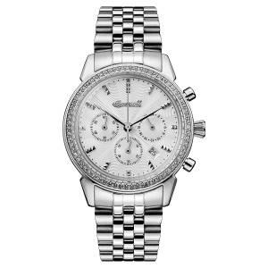 [インガソール]Ingersoll  Automatic Stainless Steel Casual Watch, Color:SilverToned I03903