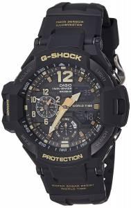 [カシオ]Casio 腕時計 GShock Black Dial GA1100GB1A GA-1100GB-1ADR (G682) メンズ [逆輸入]