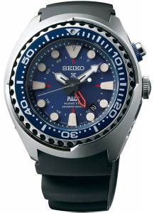 [セイコー]Seiko Watches 腕時計 Seiko Special Edition Padi Kinetic GMT Diver Watch SUN065