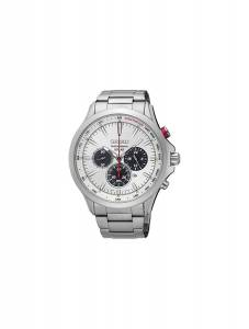 [セイコー]Seiko Watches 腕時計 Seiko Solar Chronograph Gents Stainless Steel Watch SSC491P1
