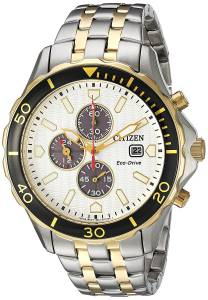 [シチズン]Citizen  'EcoDrive' Quartz Stainless Steel Casual Watch, Color:Two Tone CA0564-58A