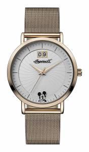 [インガソール]Ingersoll  Automatic Metal and Leather Casual Watch, Color:Rose ID00504