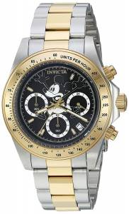 [インヴィクタ]Invicta 'Disney Limited Edition' Quartz Metal and Stainless Steel Casual 22866