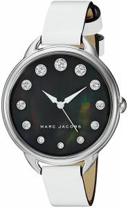 [マーク ジェイコブス]Marc Jacobs  Betty White Patent Leather Watch MJ1510 レディース