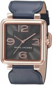 [マーク ジェイコブス]Marc Jacobs 腕時計 Vic Navy Leather Watch MJ1530 レディース