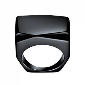 [カルバン クライン]Calvin Klein 腕時計 Jewelry Onyx Ring KJ40AR410105 レディース