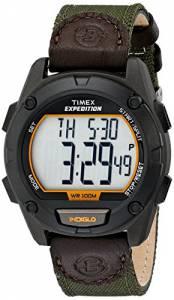[タイメックス]Timex 腕時計 Expedition Full Pusher CAT Digital Watch T49947