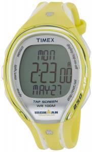 [タイメックス]Timex 腕時計 Ironman Sleek 250 Lap Mid Size Running Watch One Yellow T5K789
