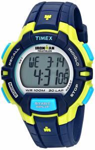 [タイメックス]Timex  Ironman Rugged 30 Multicolored Resin Running Watch T5K8149J メンズ