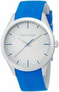 [カルバン クライン]Calvin Klein 腕時計 Color Quartz Watch K5E51FV4 メンズ