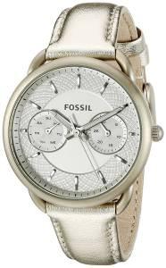 [フォッシル]Fossil 腕時計 Analog Display Analog Quartz Gold Watch ES3912 レディース