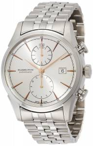[ハミルトン]Hamilton 'Timeless Classic' Swiss Automatic Stainless Steel Dress Watch, H32416181