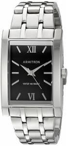 [アーミトロン]Armitron 腕時計 20/5112BKSV メンズ [並行輸入品]