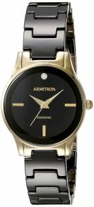 [アーミトロン]Armitron 腕時計 75/5348BKGP レディース [並行輸入品]