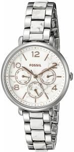 [フォッシル]Fossil  Jacqueline Multifunction White Stainless Steel Watch ES3939