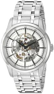 [ハミルトン]Hamilton 'Timeless Classic' Swiss Automatic Stainless Steel Dress Watch, H40655151