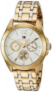[トミー ヒルフィガー]Tommy Hilfiger  Quartz Gold Casual Watch 1781665 レディース