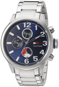 [トミー ヒルフィガー]Tommy Hilfiger  Quartz Stainless Steel Casual Watch 1791242 メンズ