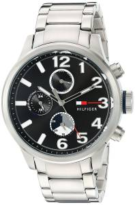 [トミー ヒルフィガー]Tommy Hilfiger Quartz Stainless Steel Casual Watch, 1791243
