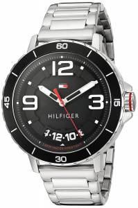 [トミー ヒルフィガー]Tommy Hilfiger Quartz Stainless Steel Casual Watch, 1791252