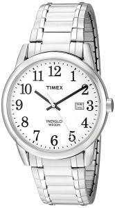 [タイメックス]Timex TW2P81300 Easy Reader SilverTone Stainless Steel Expansion TW2P813009J