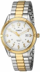 [タイメックス]Timex 'Easton Avenue' Quartz Brass and Stainless Steel Casual Watch, TW2P893009J