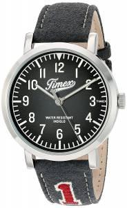 [タイメックス]Timex 'Originals University' Quartz Brass and Leather Casual Watch, TW2P92500ZA