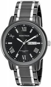 [アーミトロン]Armitron 腕時計 20/4935BKTB メンズ [並行輸入品]