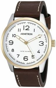 [アーミトロン]Armitron 腕時計 20/5126SVTTBN メンズ [並行輸入品]