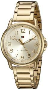 [トミー ヒルフィガー]Tommy Hilfiger  Casey Quartz GoldPlated Casual Watch 1781656