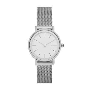 [スカーゲン]Skagen 腕時計 Hald Stainless Steel Mesh Watch SKW2441 レディース