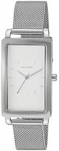 [スカーゲン]Skagen  'Hagen' Quartz Stainless Steel Watch, Color:SilverToned SKW2463