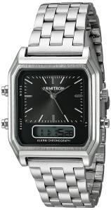 [アーミトロン]Armitron 腕時計 20/5124BKSV メンズ [並行輸入品]