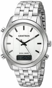 [アーミトロン]Armitron 腕時計 20/5125SVSV メンズ [並行輸入品]