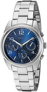 [ダナキャラン]DKNY  'Crosby' Quartz Stainless Steel Casual Watch, Color:SilverToned NY2470