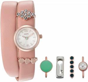 [フォッシル]Fossil 腕時計 Georgia Charm Slider Watch ES4002SET レディース