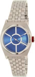 [ニクソン]NIXON  Small Time Teller SW R2D2 Blue Silver StainlessSteel Quartz Watch A399SW2403