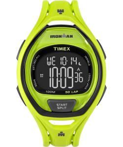 [タイメックス]Timex  Ironman Full Size Sleek 50 Lap Alarm Chronograph Sports Watch TW5M01700