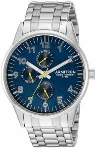 [アーミトロン]Armitron 腕時計 20/5145BLSV メンズ [並行輸入品]