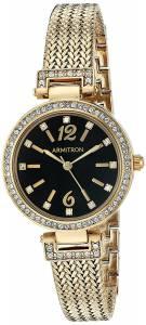 [アーミトロン]Armitron 腕時計 75/5386BKGP レディース [並行輸入品]