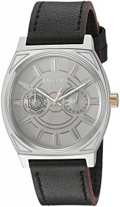 [ニクソン]NIXON 'Star Wars Phasma' Quartz Stainless Steel and Leather Casual A927SW2446-00