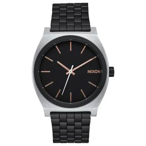 [ニクソン]NIXON The Time Teller X High Caliber Collection Black/Rose Gold Watch A045-2051