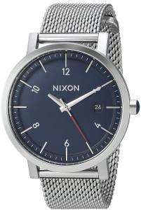 [ニクソン]NIXON  Quartz Stainless Steel Casual Watch, Color:SilverToned A1087307-00 メンズ