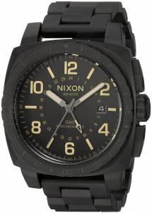 [ニクソン]NIXON 'Charger GMT' Swiss Quartz Stainless Steel Casual Watch, A10881256-00