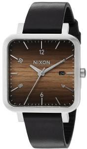 [ニクソン]NIXON  'Ragnar 36' Quartz Stainless Steel and Leather Casual Watch, A9852457-00