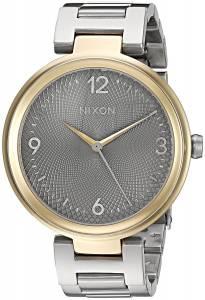 [ニクソン]NIXON  'Chameleon' Quartz Metal and Stainless Steel Watch, A9912477-00